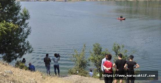 Baraja Giren Genç Boğuldu