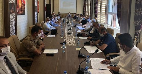 Ceza İnfaz Kurumları Koordinasyon Toplantısı Yapıldı