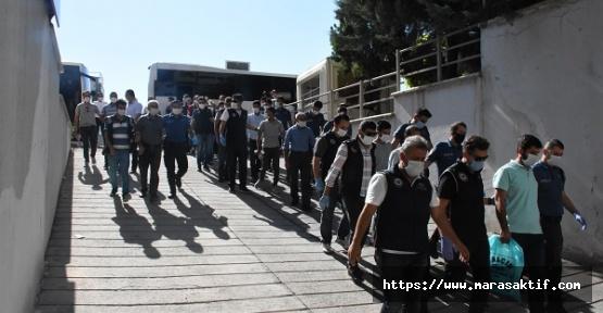 HDP İl Başkanı ve 8 Kişi Tutuklandı