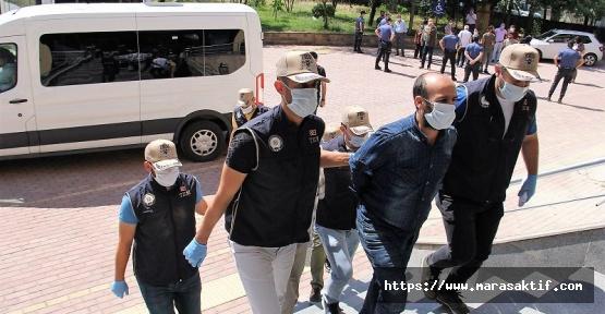 HDP İlçe Başkanı ve 3 Kişi Tutuklandı