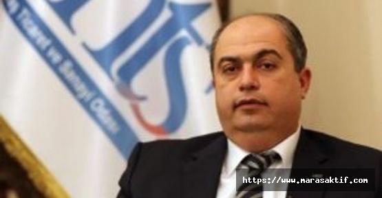 Kahramanmaraş Ticaret ve Sanayi Odası Başkanına Hapis Cezası