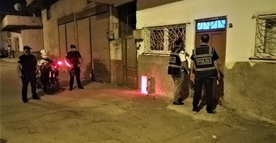 Kahramanmaraş'ta 48 Kişi Tutuklandı