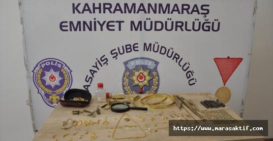 Sahte Altın Operasyonu 3 Tutuklama
