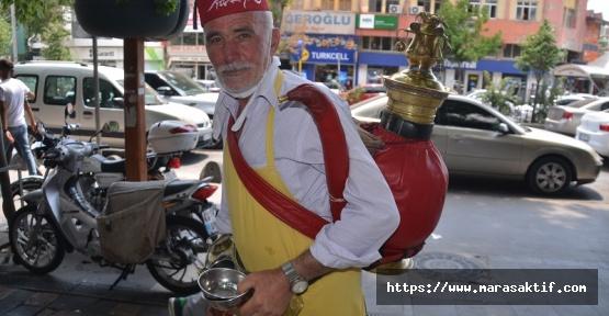 Sıcağa Karşı Dondurma ve Meyan Şerbeti