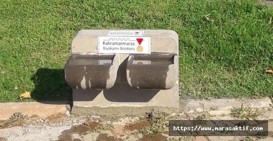 Sokak Hayvanları İçi Su Konuluyor