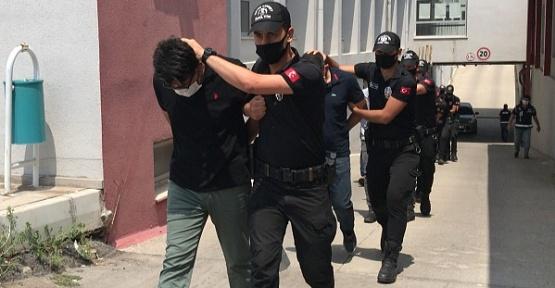 Tarla Gaspçıları Tutuklandı