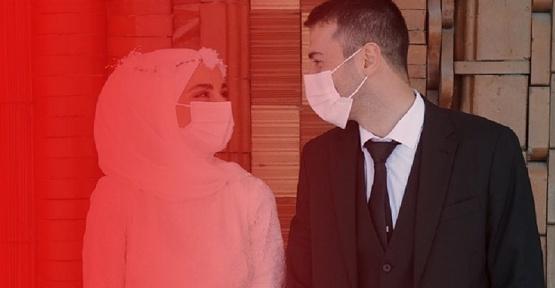 Tedbirsiz Düğünlerde Resmi Nikah Kıyılmayacak