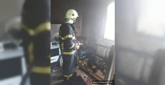 Yangında Yaralanan Kardeşlerin Biri Öldü
