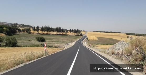 Yol Çizgileri Yenileniyor