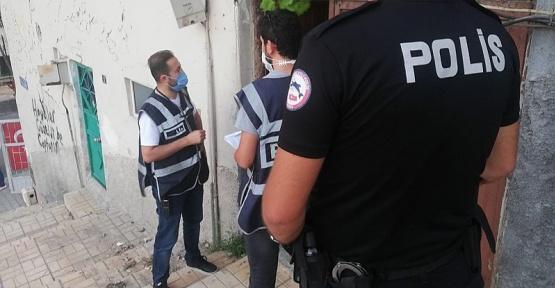 Kahramanmaraş'ta 25 Kişi Tutuklandı