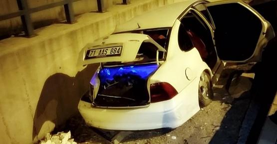 Kazada 1 Kişi Öldü