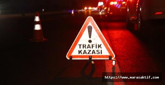 Kazada 1 Kişi Öldü 1 Kişi Yaralandı