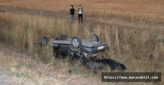 Kazada 1 Ölü 3 Yaralı