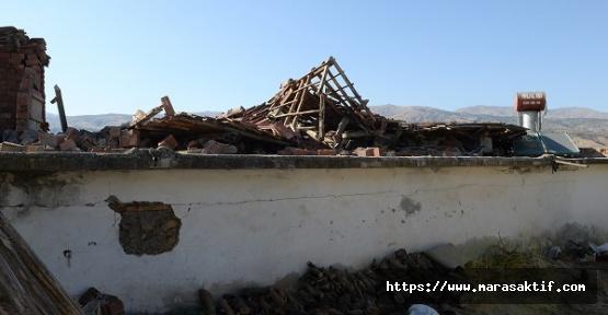 Malatya'da 4.8 Şiddetinde Artçı Deprem