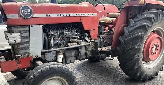 Borcunu Vermeyen Kişinin Eski Karısının Traktörünü Çaldı