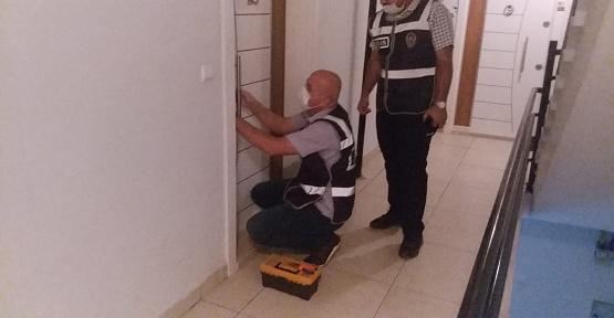 Kahramanmaraş'ta Apartlar Fuhuştan Mühürlendi