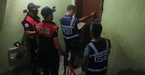Kahramanmaraş'ta 103 Kişiden 70'i Tutuklandı