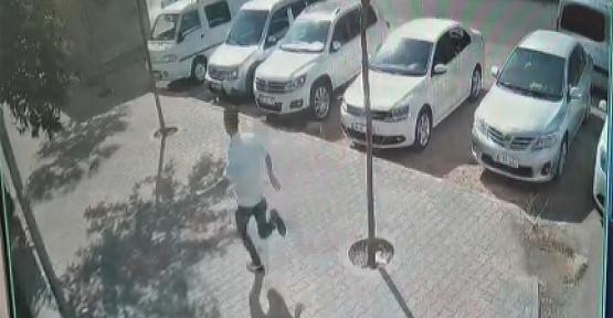 Kahramanmaraş'ta Kapkaççı Yakalandı