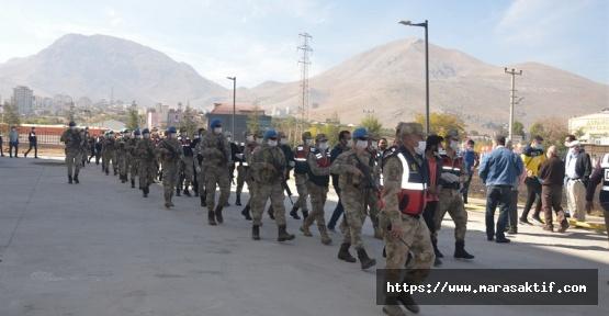 Kahramanmaraş'ta PKK Operasyonu