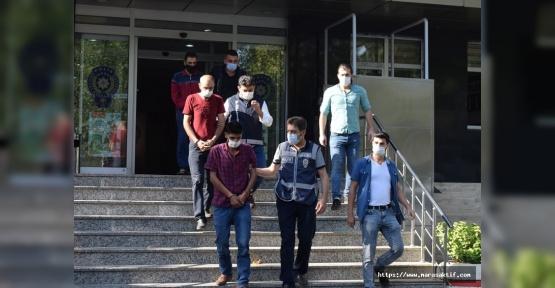 Lübnan'dan Çağırdılar Kahramanmaraş'ta Rehin Aldılar