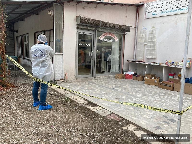 Elbistan'da Pompalı Saldırı
