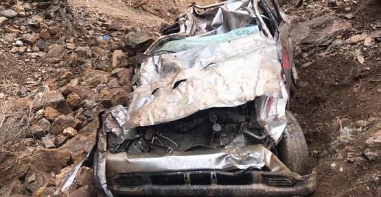 Kahramanmaraş'ta Feci Kaza1 Ölü 1 Yaralı