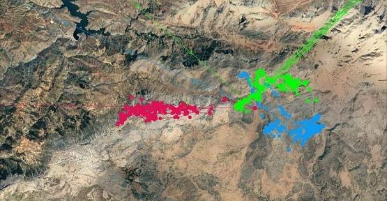 Kahramanmaraş'ta Koyunlara GPS'li Takip