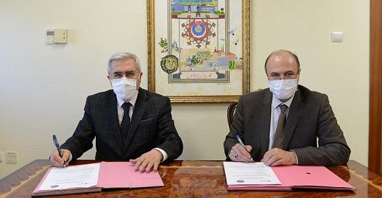 KSÜ ve İŞKUR Protokol İmzaladı