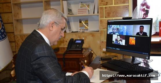 KSÜ Öğrencilerinin Ara Sınav Soruları Cevaplandırıldı