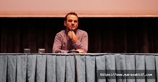 Kültür Etkinliğinde Sezai Karakoç Konuşuldu