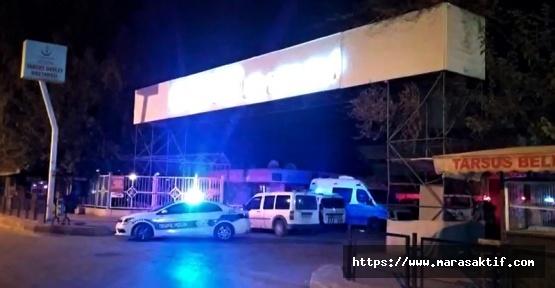 Polis Aracı Takla Attı 1 Ölü 4 Yaralı