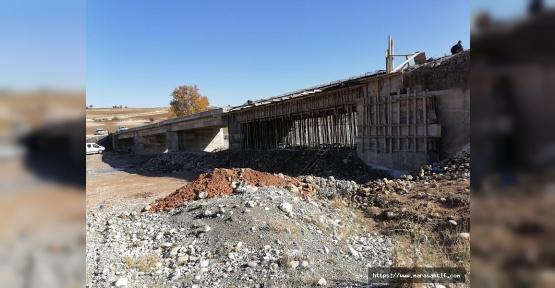 Geçgeç Köprüsünde Son Çalışmalar