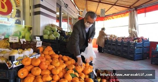 Güngör'den Yerel Esnafa Destek Çağrısı