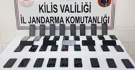 Kaçak Telefon Ele Geçirildi