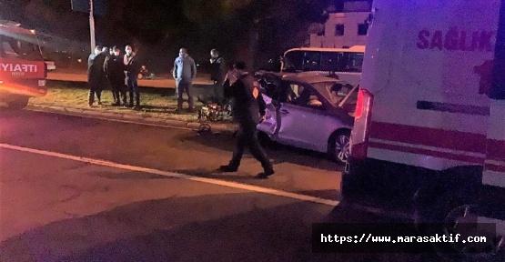 Kazada Ağır Yaralanan Sürücü Öldü