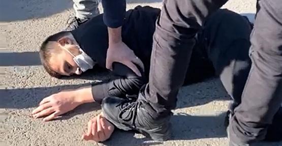 Polis Saldırganı Böyle Yakaladı