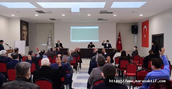 Dulkadiroğlu Meclisi İlk Toplantısını Yaptı