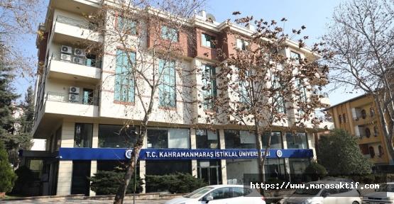 İstiklal Üniversitesi Yeni Binasına Taşındı