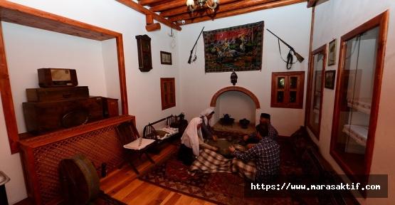 Kahramanmaraş'ın Mutfak Kültürü Bu Müzede Yaşıyor
