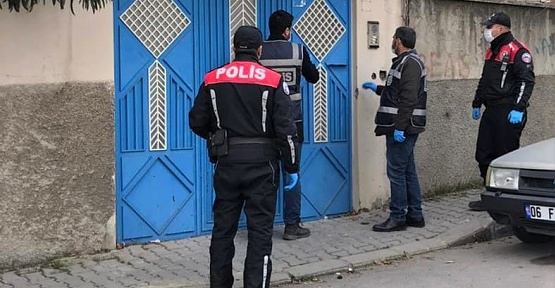 Kahramanmaraş'ta 60 Kişi Yakalandı