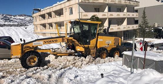 Kahramanmaraş'ta Termal Oteller Boşaltıldı