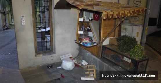 Kahramanmaraş'ta Tartışma Kavgaya Döndü 5 Gözaltı