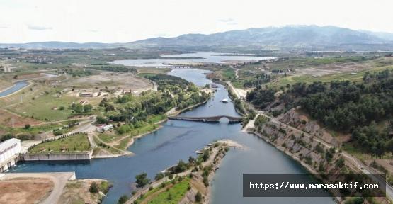 Kahramanmaraş'taki Barajlarda Su Seviyesi Düştü