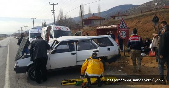 Kazada Ağır Yaralı Hastanede Öldü