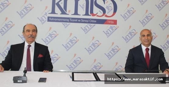 KMTSO ve Halkbank Anlaşma İmzaladı