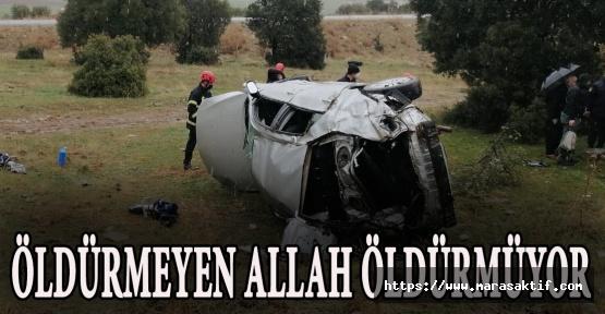Öldürmeyen Allah Öldürmüyor