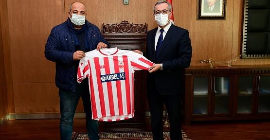 AKBEL Kahramanmaraşspor'a Sponsor Oldu