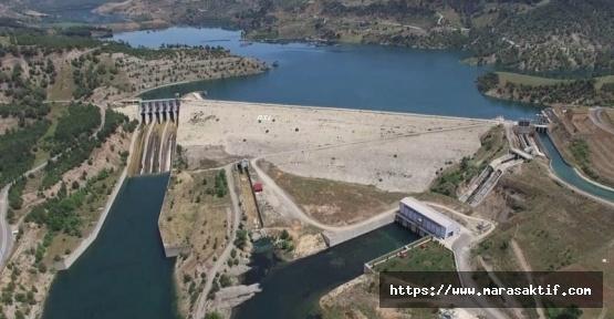 Barajlardaki Su Seviyesi Arttı