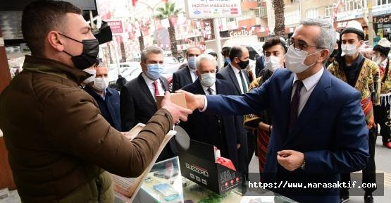 Güngör: Milli Mücadelenin Öncü Şehriyiz