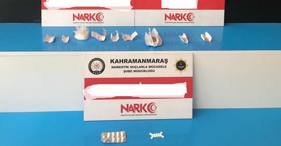 Kahramanmaraş'ta 15 Kişi Tutuklandı